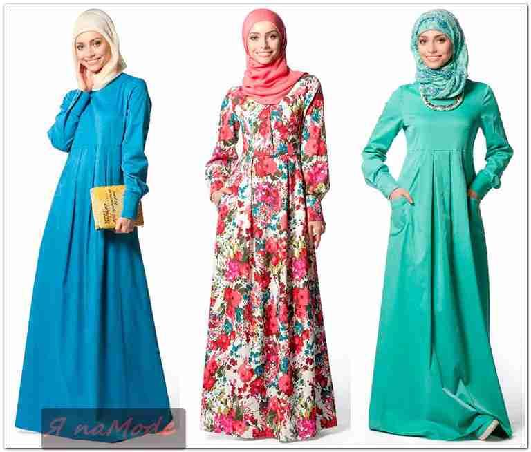 Заказать платья хиджаб