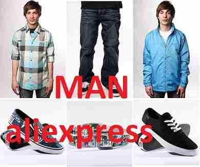 Мужская одежда и обувь с алиэкспресс на русском