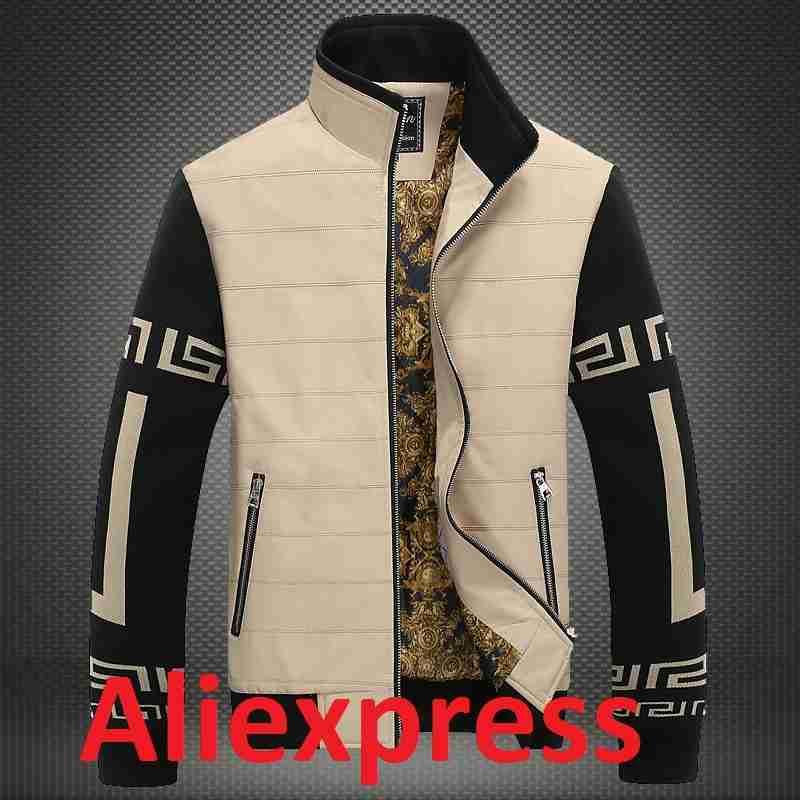 Мужские куртки на aliexpress