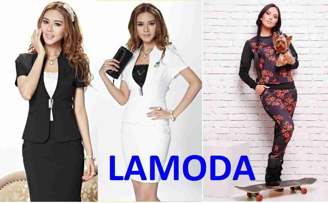 Ламода Интернет Магазин Женской Одежды С Доставкой