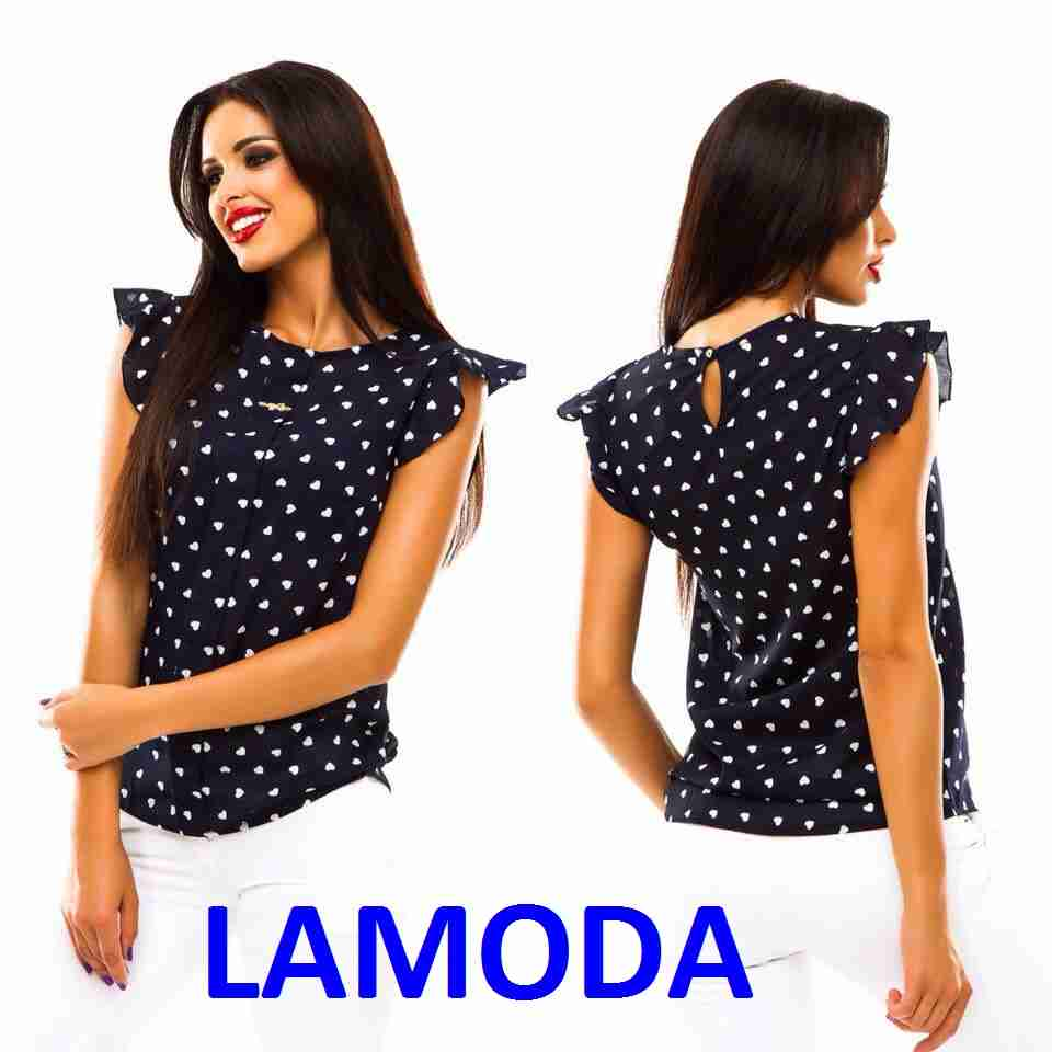 Блузки ламода
