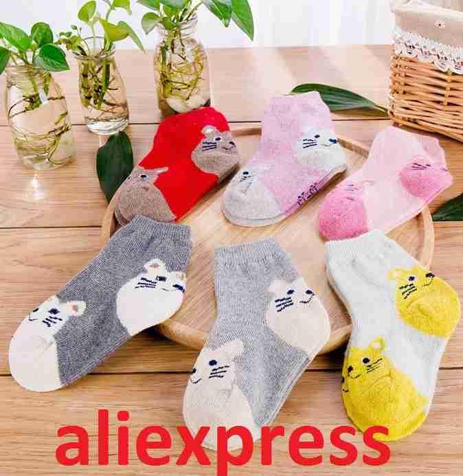 Детские носки и колготки на алиэкспресс