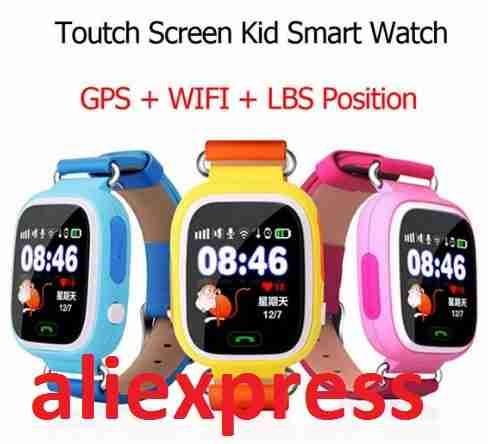 Детские смарт часы трекеры в алиэкспресс