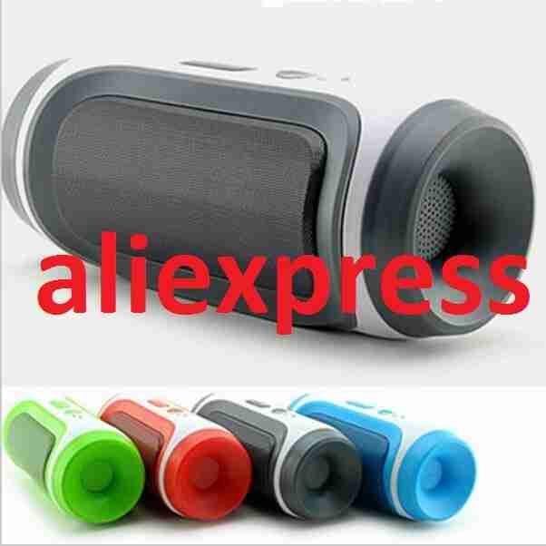 Беспроводные портативные динамики (колонки) на aliexpress