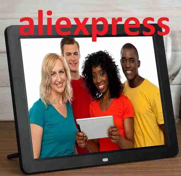 Цифровые фото рамки на aliexpress