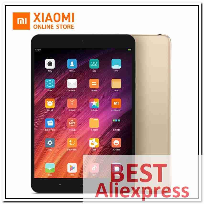 Xiaomi Mi Pad 3 с Aliexpress