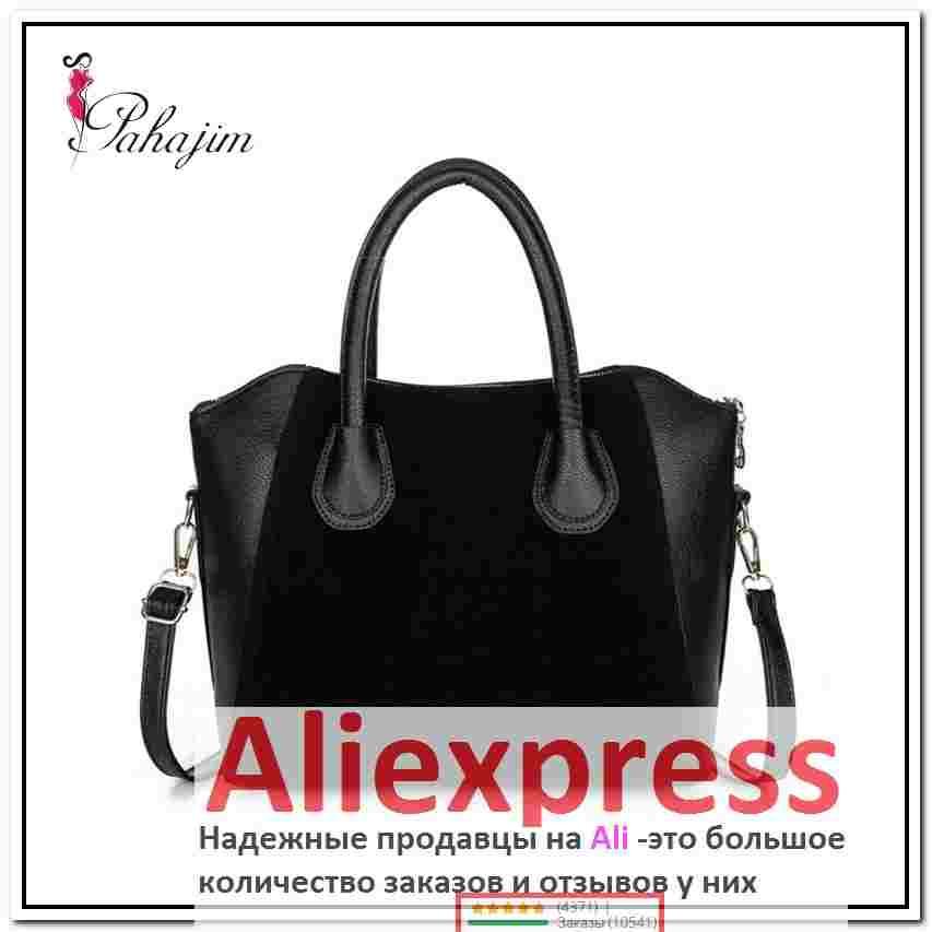eb9429ed816f найти брендовые сумки на алиэкспресс, 2017 Fashion черный женские сумки  купить на AliExpress